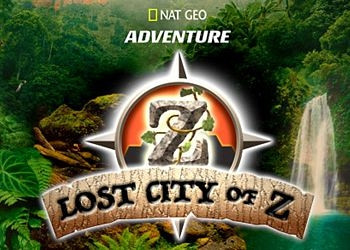 Обложка для игры Nat Geo Adventure: Lost City of Z