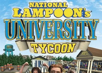 Обложка для игры National Lampoon's University Tycoon