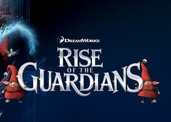 Обложка для игры Rise of the Guardians: The Video Game