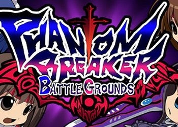 Обложка игры Phantom Breaker: Battle Grounds