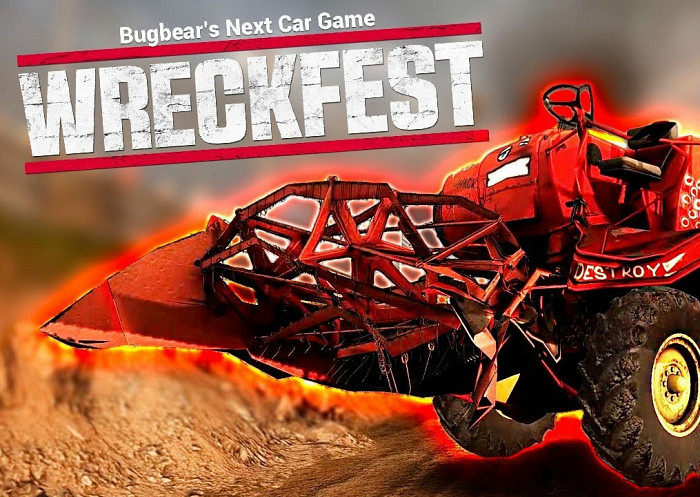 Превью игры Wreckfest: Next Car Game