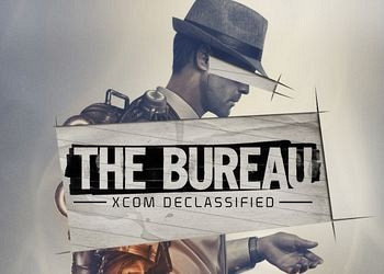 Обложка игры Bureau: XCOM Declassified, The