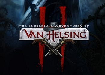 Обложка для игры Incredible Adventures of Van Helsing 2, The