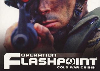 Обложка игры Operation Flashpoint: Cold War Crisis