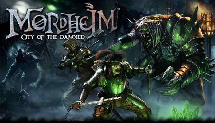 Обложка игры Mordheim: City of the Damned