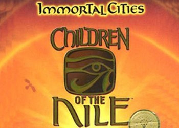 Обложка для игры Immortal Cities: Children of the Nile