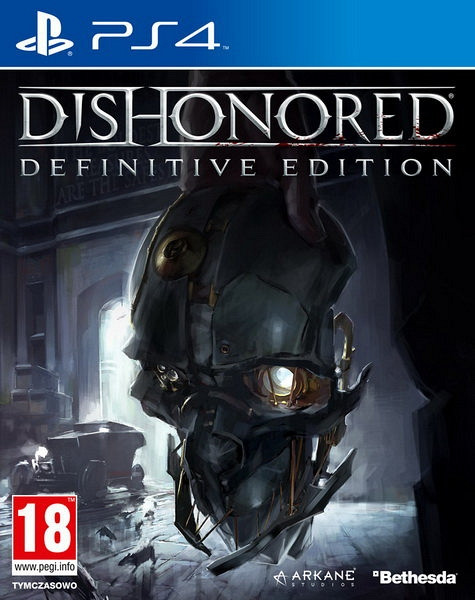 Обзор игры Dishonored: Definitive Edition