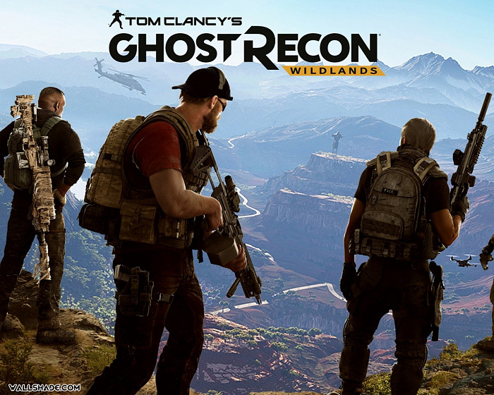 Обложка игры Tom Clancy's Ghost Recon: Wildlands