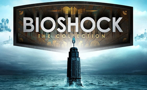 Обложка игры Bioshock Collection, The