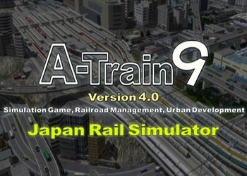 Обложка для игры A-Train 9 V4.0 : Japan Rail Simulator
