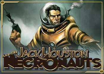 Обложка для игры Jack Houston and the Necronauts