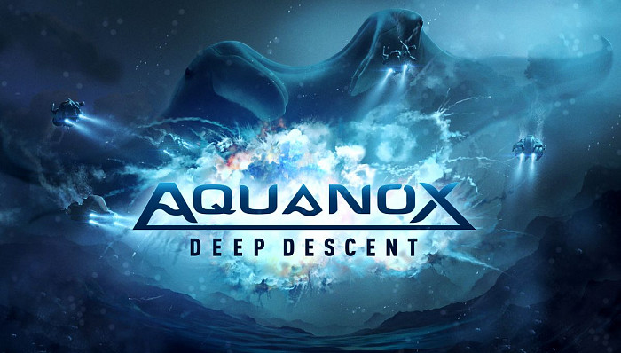 Обзор игры Aquanox: Deep Descent