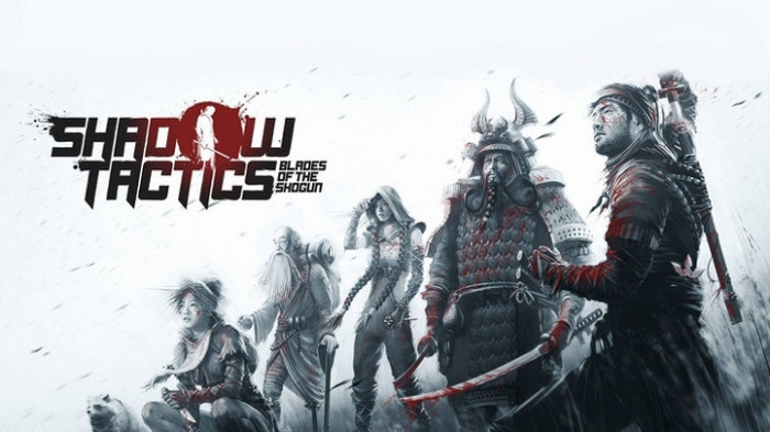 Обложка игры Shadow Tactics: Blades of the Shogun