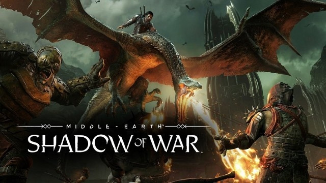 Обложка игры Middle-earth: Shadow of War