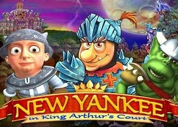 Обложка игры New Yankee in King Arthur's Court