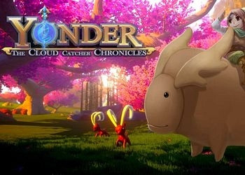 Обложка игры Yonder: The Cloud Catcher Chronicles