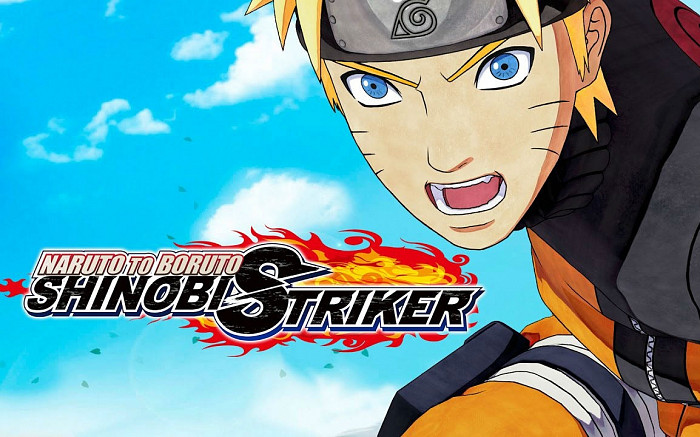 Обложка игры Naruto to Boruto: Shinobi Striker