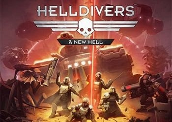 Обложка игры HELLDIVERS: A New Hell Edition