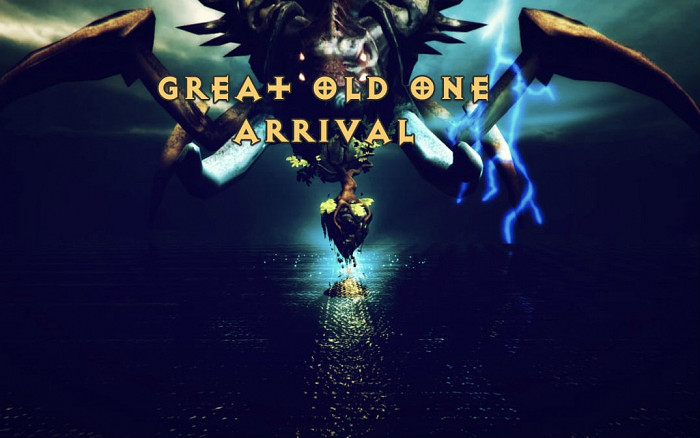 Обложка игры Great Old One - Arrival