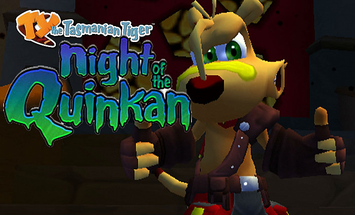 Обложка игры Ty the Tasmanian Tiger 3: Night of the Quinkan