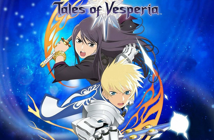 Обложка игры Tales of Vesperia: Definitive Edition
