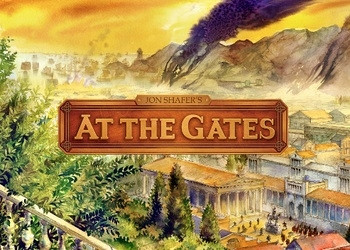 Обложка игры Jon Shafer's At the Gates