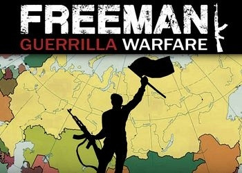 Обложка игры Freeman: Guerrilla Warfare