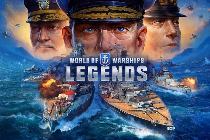 Обзор игры World of Warships: Legends