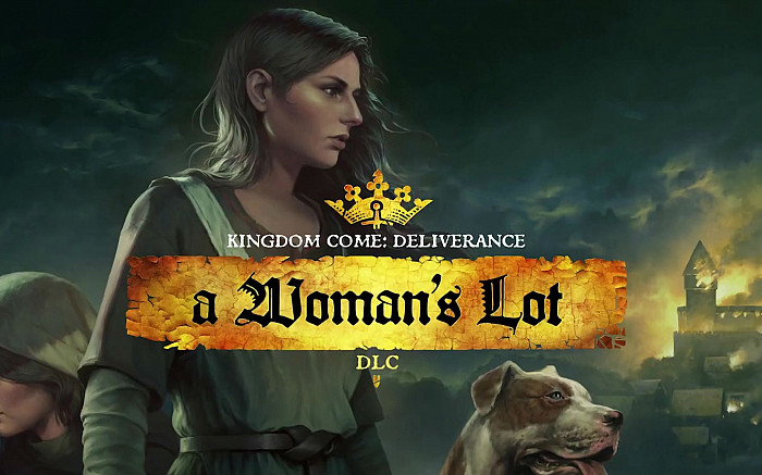 Прохождение игры Kingdom Come: Deliverance - A Woman's Lot
