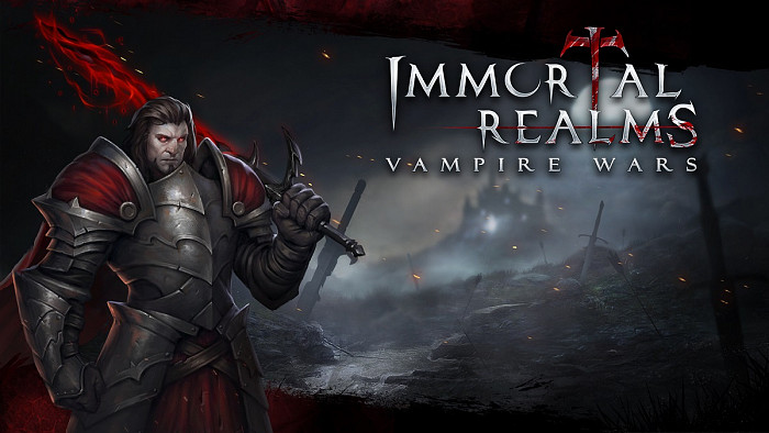 Обзор игры Immortal Realms: Vampire Wars