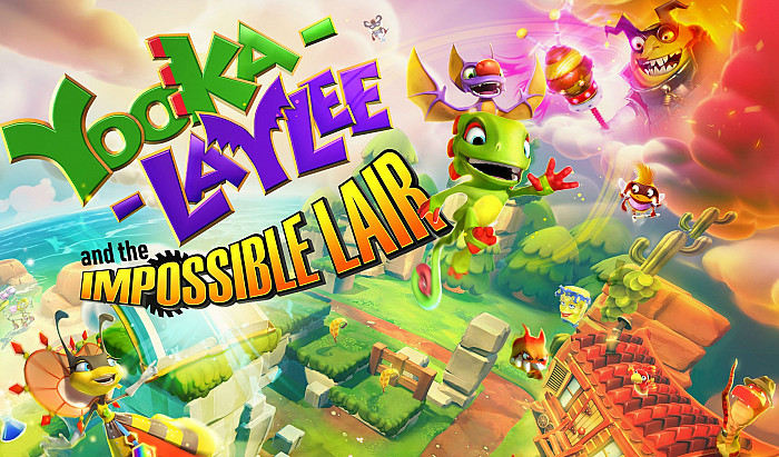 Прохождение игры Yooka-Laylee and the Impossible Lair
