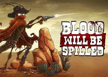 Обложка игры Blood will be Spilled