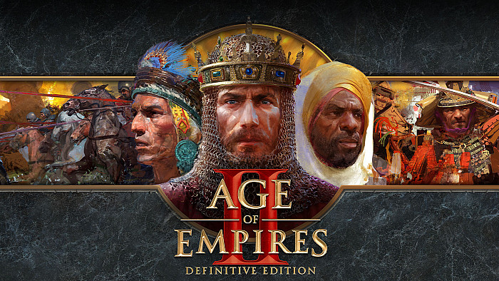 Обложка игры Age of Empires II: Definitive Edition