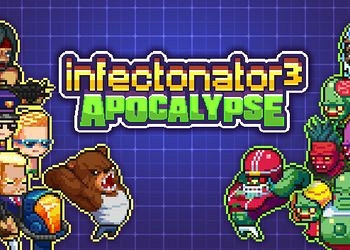 Обложка игры Infectonator 3: Apocalypse
