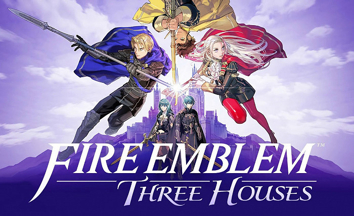 Обзор игры Fire Emblem: Three Houses