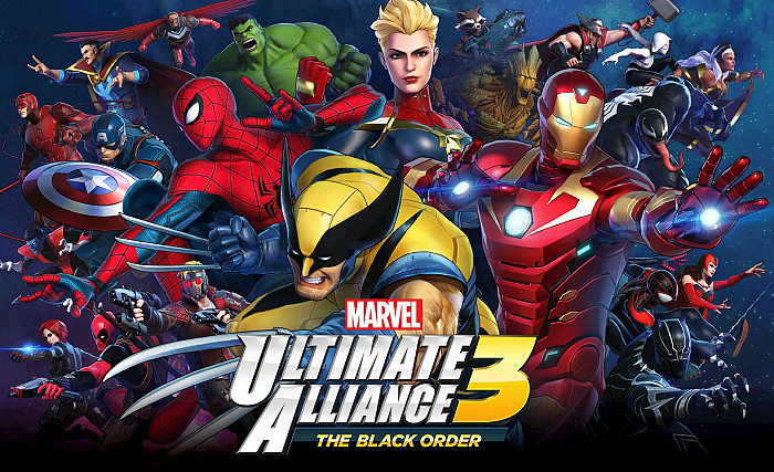 Обзор игры Marvel Ultimate Alliance 3: The Black Order