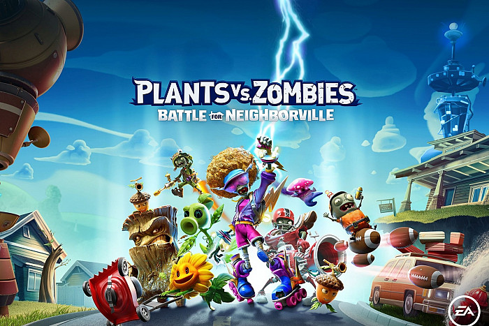 Обзор игры Plants vs. Zombies: Battle for Neighborville