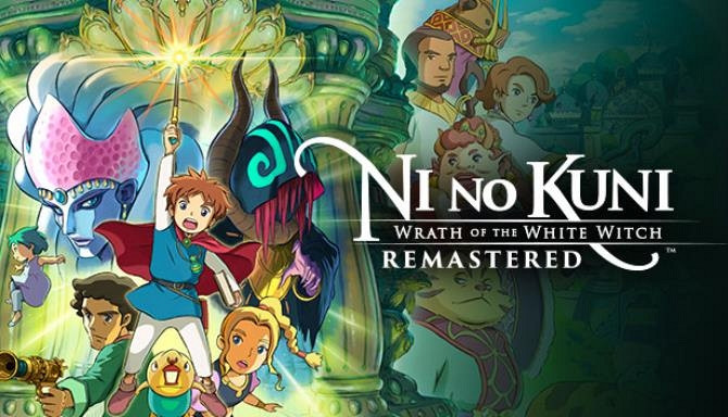 Обложка игры Ni no Kuni: Wrath of the White Witch Remastered