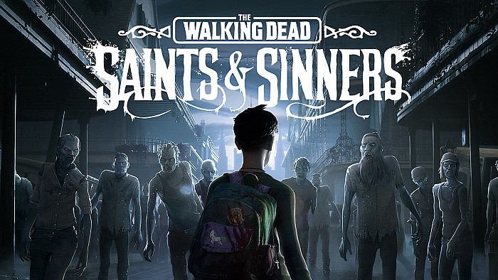 Обложка игры Walking Dead: Saints & Sinners, The