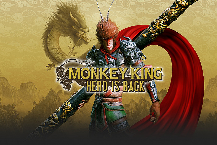 Обложка игры Monkey King: Hero Is Back