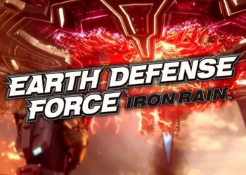 Обложка игры Earth Defense Force: Iron Rain