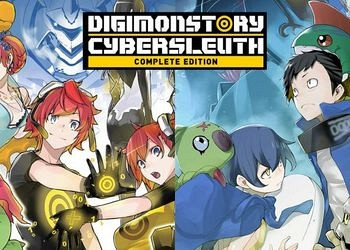 Обложка игры Digimon Story Cyber Sleuth: Complete Edition