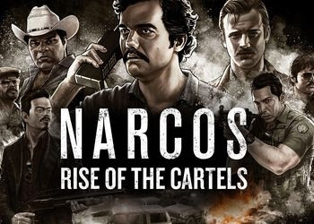 Обложка игры Narcos: Rise of the Cartels
