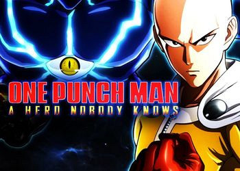 Обложка игры One Punch Man: A Hero Nobody Knows