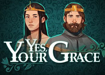 Обложка игры Yes, Your Grace