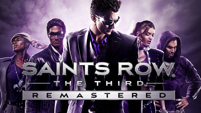 Обложка для игры Saints Row: The Third  Remastered