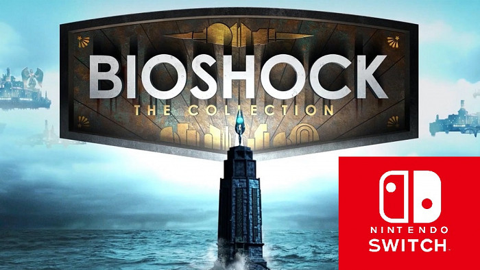 Обзор игры The BioShock Collection (Switch)