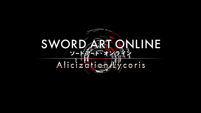 Обложка для игры Sword Art Online: Alicization Lycoris