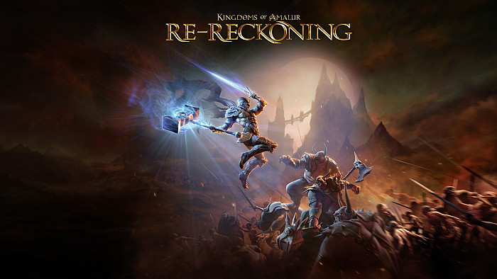 Обложка для игры Kingdoms of Amalur: Re-Reckoning