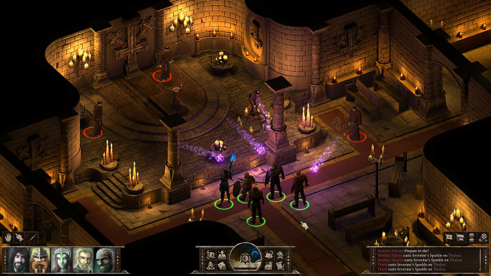 Обложка для игры Black Geyser: Couriers of Darkness